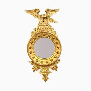 Vergoldeter Spiegel im Stil von Maison Charles, 1940er