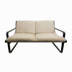Canapé 2 Places Sling Vintage par Bruce Hannah & Andrew Morrison pour Knoll Inc. / Knoll International