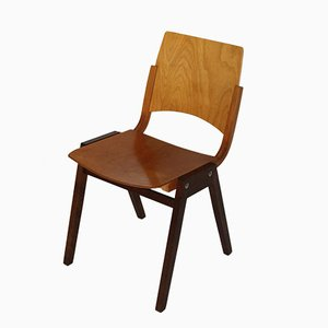 P7 Stacking Chair by Roland Rainer for Emil & Alfred Pollak