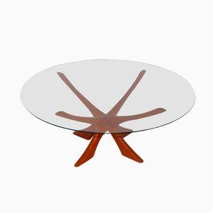 Tavolino da caffè di Illum Wikkelso, Danimarca