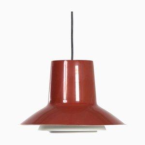 Danish Auditore 2 Hanging Lamp by Svend Middelboe for Nordisk Solar, Denmark, 1970s