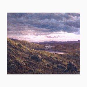 Landschaft aus dem 19. Jahrhundert von Waller H. Paton
