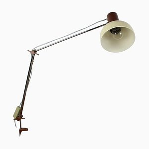 Mid-Century Adjustable Table Lamp by Josef Hůrka for Napako, 1960s