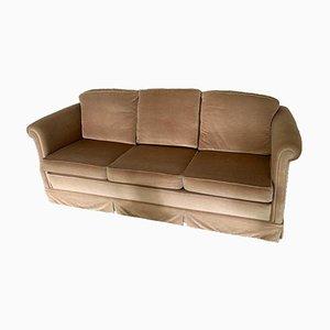 Brown Upholstery Sofa