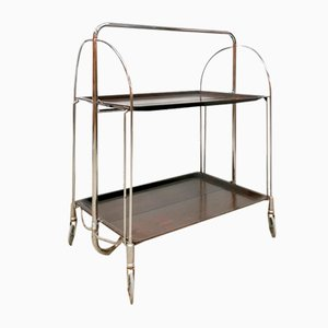 Vintage Dinette Folding Trolley from Bremshey & Co, 1970s