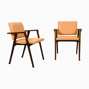 Luisa Chairs by Franco Albini, 1955, Set of 2