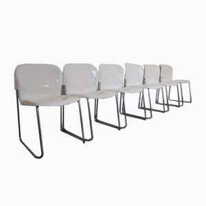 Chairs by Gerd Lange for Drabert, Set of 4