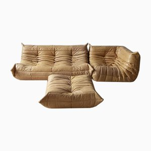 Togo Set by Michel Ducaroy for Ligne Roset