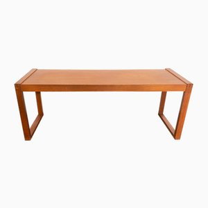 Mid-Century Danish Oblong Table, 1960s