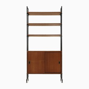 Bookcase with Three Shelves, 1950s
