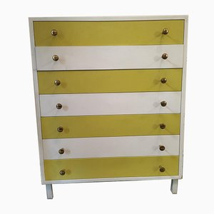 Vintage Chest of Drawers by Josef Hillerbrand for DeWe, 1950s