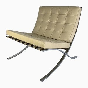 Barcelona Chair by Ludwig Mies van der Rohe for Knoll Inc. / Knoll International, 1980s