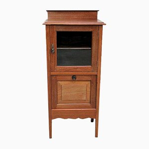 Small Display Cabinet and Magazine Rack, 1920s