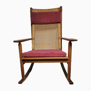 Rocking Chair by Juul Kristensen, 1950s