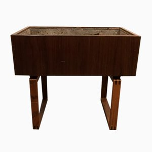 Danish Rosewood Planter, 1960s