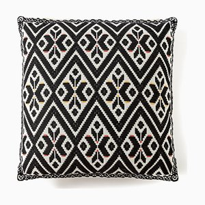 Jaja Black Cushion from Mariantonia Urru