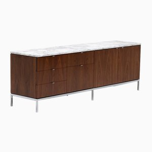 Mid-Century Rosewood Cabinet by Florence Knoll Bassett for Knoll Inc. / Knoll International