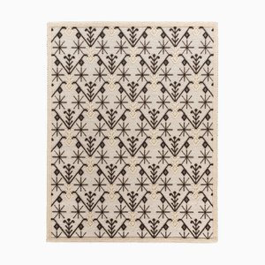 Prato White Moretto Rug by Carolina Melis for Mariantonia Urru