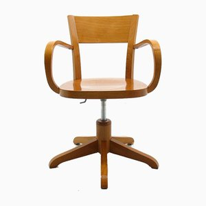 Italian Swivel Desk Chair from Calligaris, 1990s