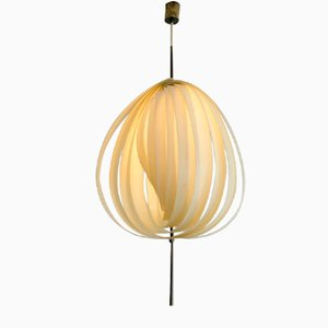 Mid-Century Ceiling Lamp by Henri Mathieu