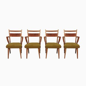 Dining Chairs, 1970s, Set of 4