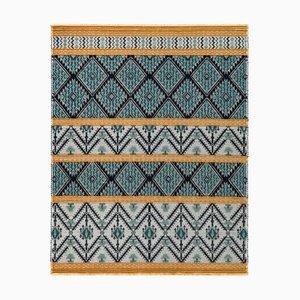 Banded Carpet by Pretziada for Mariantonia Urru