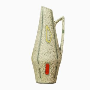 Mid-Century Ceramic Vase by Heinz Siery' for Scheurich