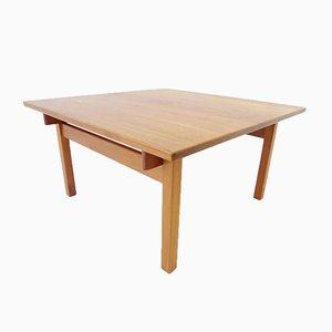 Tavolino da caffè in teak di Kurt Østervig per KP Møbler, anni '60