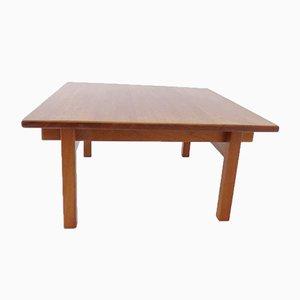 Table Basse en Teck par Kurt Østervig pour KP Møbler, 1960s