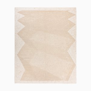 AF 153 White Rug by Antonio Forteleoni for Mariantonia Urru