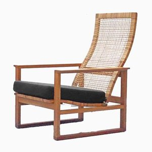 Mid-Century 2254 Lounge Chair by Børge Mogensen
