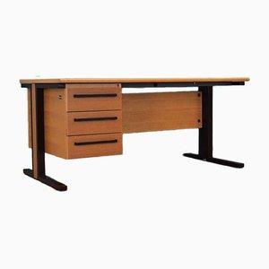 Danish Ashwood Desk from B8, 1980s