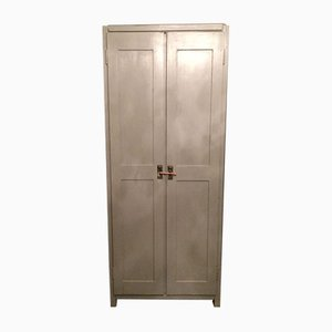 Antique Wooden Locker