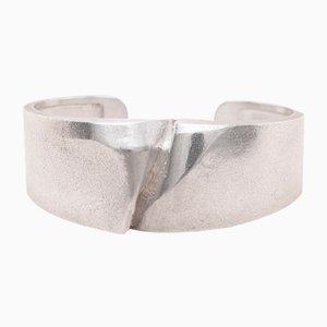 Darina Silver Bracelet by Bjorn Weckstrom for Lapponia, 1972