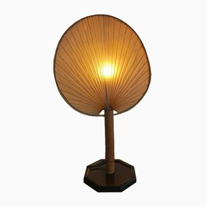 Uchiwa Table Lamp by Ingo Maurer for M-Design, 1970s