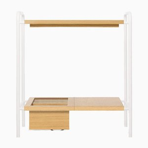Leonor Console Table W/ Charging Box by Marqqa
