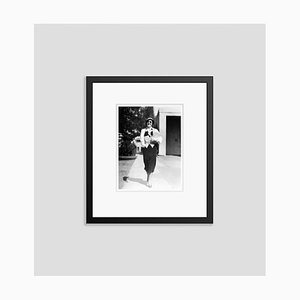 Uber Chic Joan Crawford Archival Pigment Print Framed in Black by Everett Collection