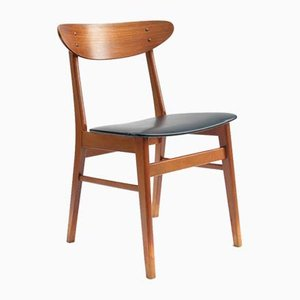 Scandinavian Teak Dining Chair from Farstrup Møbler, 1960s