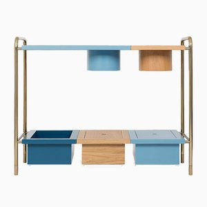 Benjamin Console Table by Marqqa