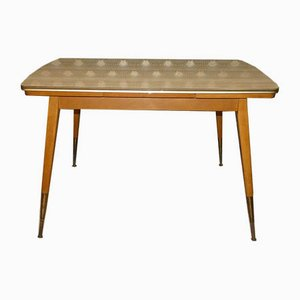 Mid-Century Mufuti Extendable & Adjustable Dining Table