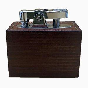 Vintage Table Lighter by Paul Dupre-Lafon for Hermès