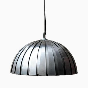 Ceiling Lamp by Elio Martinelli for Martinelli Luce, 1970s