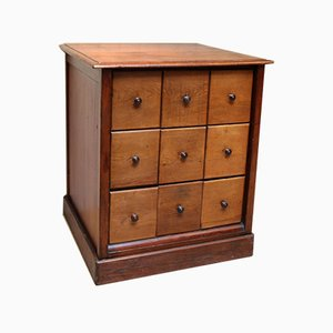 Antique Substantial Deep Chest of Drawers