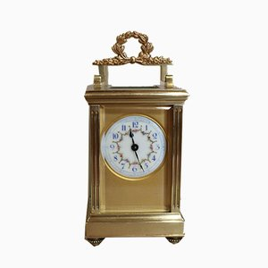 Antique French Empire Carriage Clock