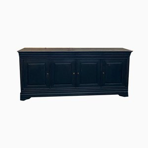 Sideboard with 4 Doors, 1970s