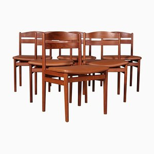 Dining Chairs from Boltinge Møbelfabrik, 1960s, Set of 6