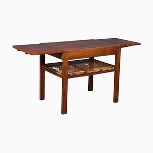 Tavolino in palissandro di Rud Rasmussen, anni '50