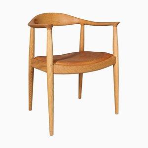 Mid-Century the Chair by Hans J. Wegner