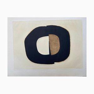 Composition 8 von Conrad Marca-Relli, 1977