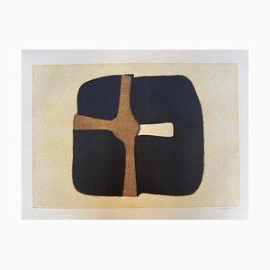 Composition 3 de Conrad Marca-Relli, 1977